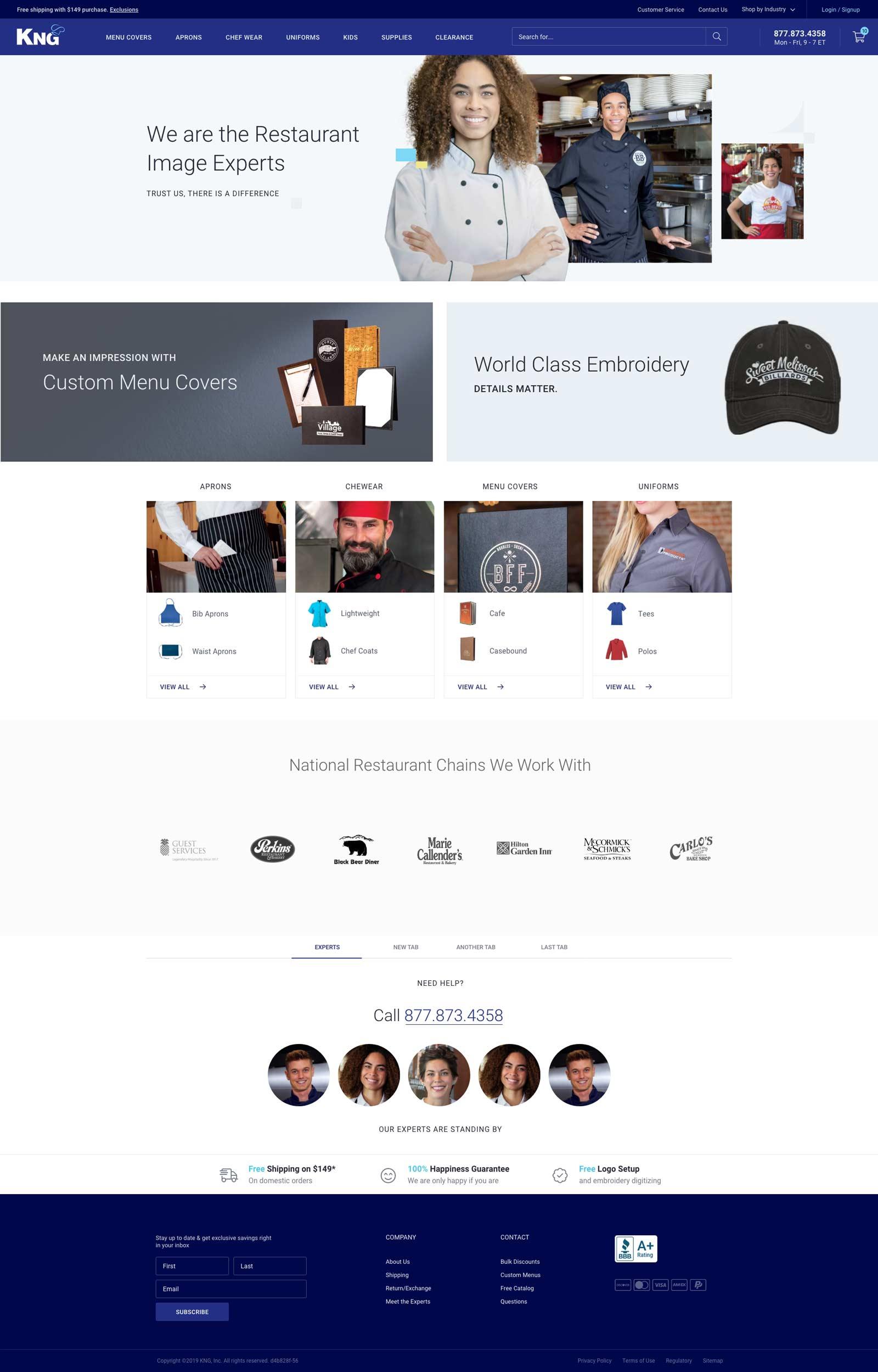 e-commerce web design in boise, idaho